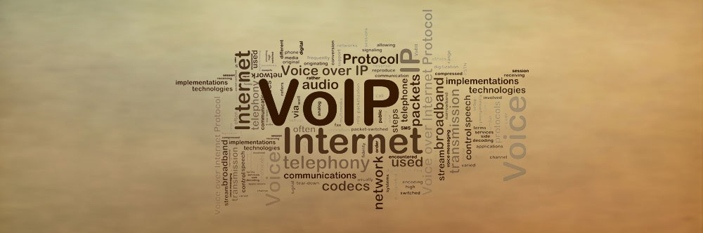 اصطلاحات رایج فناوری VoIP