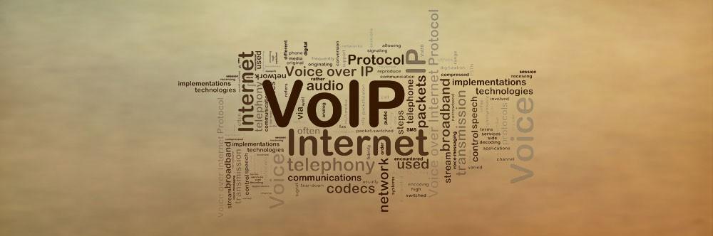 توضیحات فنی VoIP